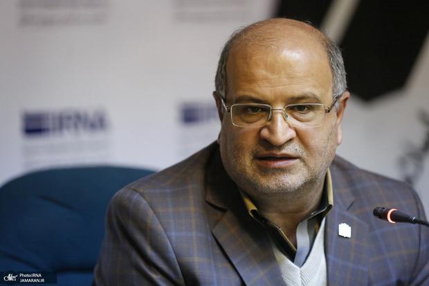 بستری های کرونایی استان تهران به مرز چهار هزار نفر رسید