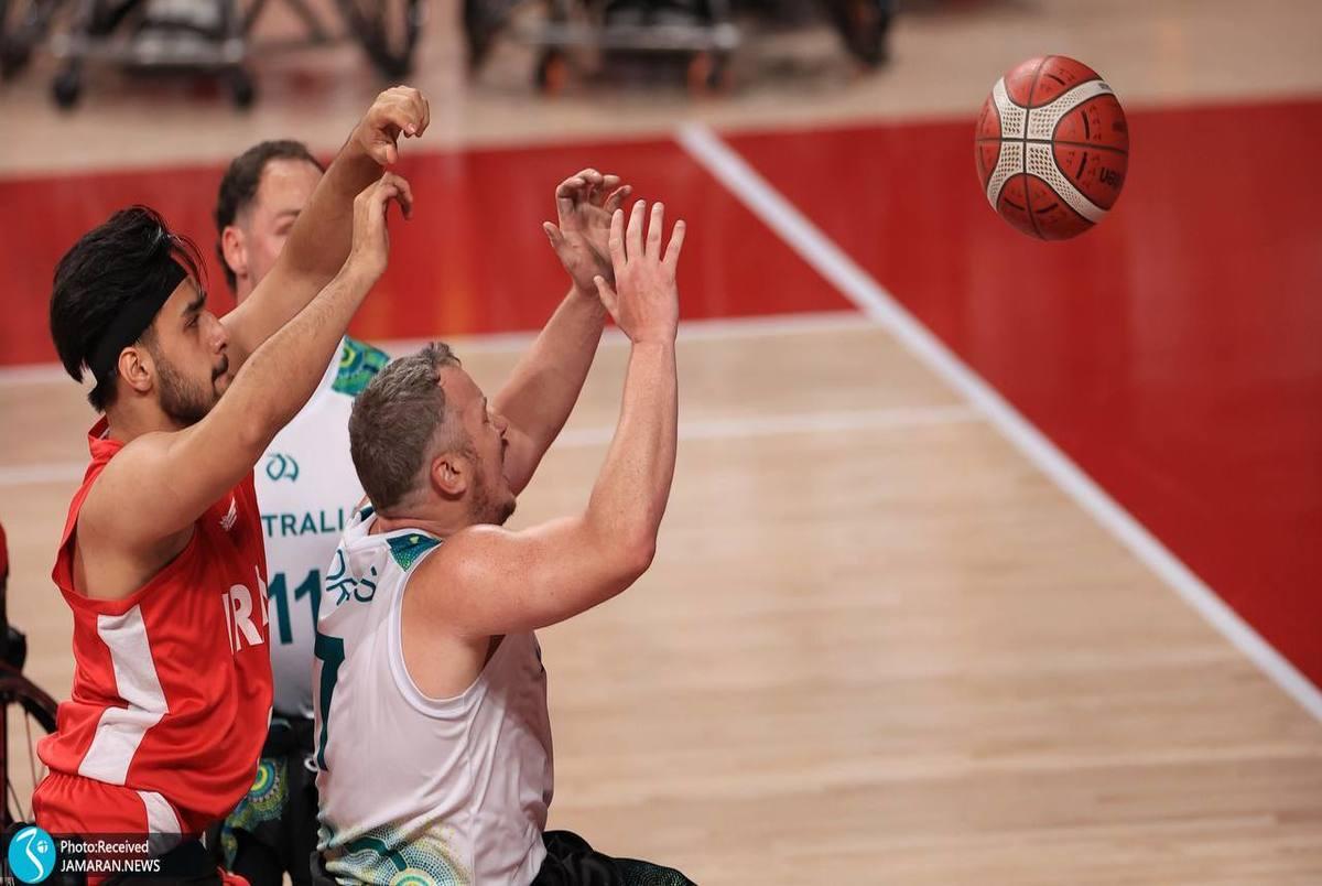 تصاویر منتخب کاروان ایران در روز دوم پارالمپیک توکیو