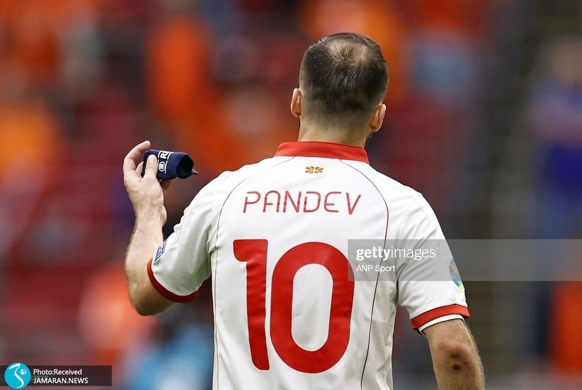 گارد افتخار در آخرین بازی ملی کاپیتان در یورو 2020 + ویدیو و عکس