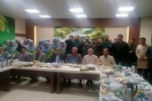بازدید علی ربیعی از کارخانجات آرشیا در مشهد