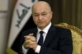 رییس جمهور عراق: بغداد و واشنگتن خواهان حضور دائمی نیروهای خارجی نیستند