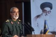 معاون فرهنگی سپاه: پیشرفتهای انقلاب اسلامی برای جهانیان عجیب است