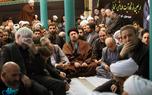مراسم بررسی اربعین از نگاه آیت الله هاشمی رفسنجانی در حسینیه جماران-1