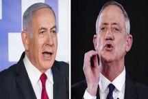 رفتن نتانیاهو شرط تشکیل کابینه ائتلافی برای صهیونیستها