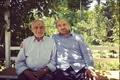 پست اینستاگرامی قالیباف در مورد پدرش + عکس