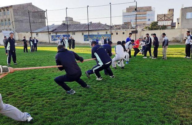 دو هزار کارمند در المپیاد ورزشی کارکنان ادارههای خراسان رضوی شرکت دارند