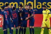 پیروزی اتلتیکو مادرید مقابل زیردریایی های زرد