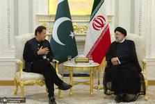 رئیسی خطاب به عمران خان: نباید اجازه دهیم فتنه گری و شیطنت بیگانگان روابط خوب را تحت تاثیر قرار دهد