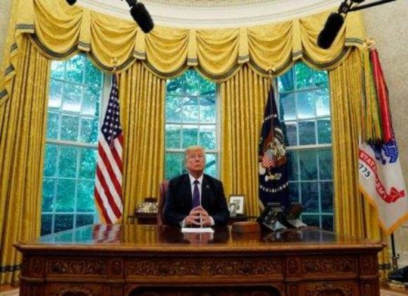 اولین «وتوی» ترامپ در دوران ریاست جمهوری اش