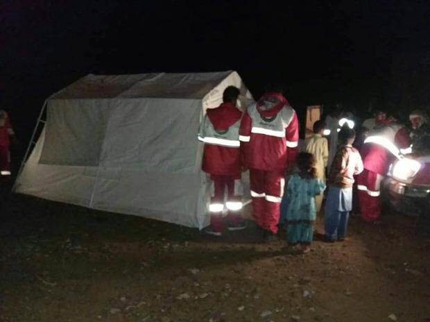 شمار سیل زدگان اسکان یافته سیستان و بلوچستان به 271 نفر رسید