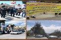 تجمع جوانان معترض جلوی استانداری  یاسوج باید قرنطینه شود