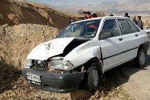 جانباختگان تصادف در کردستان به 10 نفر رسید
