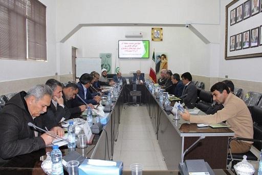 برگزاری چهارمین همایش منطقه ای خبرگان کشاورزی 9 استان در شهرکرد