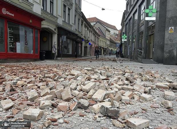 زلزله کرواسی