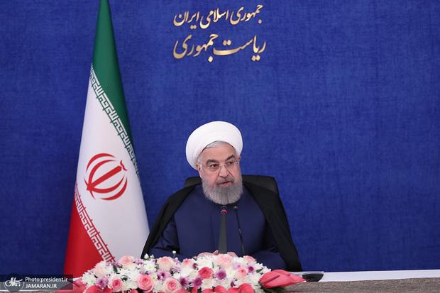 انتقاد روحانی از مخالفان واکسن روسی و چینی