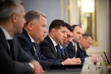 رئیس جمهور اوکراین: مبلغ غرامت پیشنهادی ایران کم است