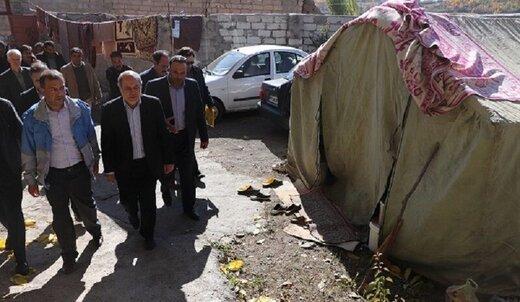 معاون وزیر: مردم دولت را در بازسازی مناطق زلزلهزده یاری کنند