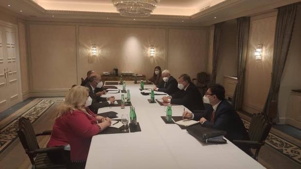 رایزنی برجامی روسیه و آمریکا در وین با حضور رابرت مالی