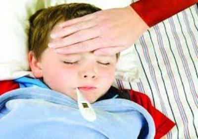 بیماری هایی در کودکان که با تب بروز می کند