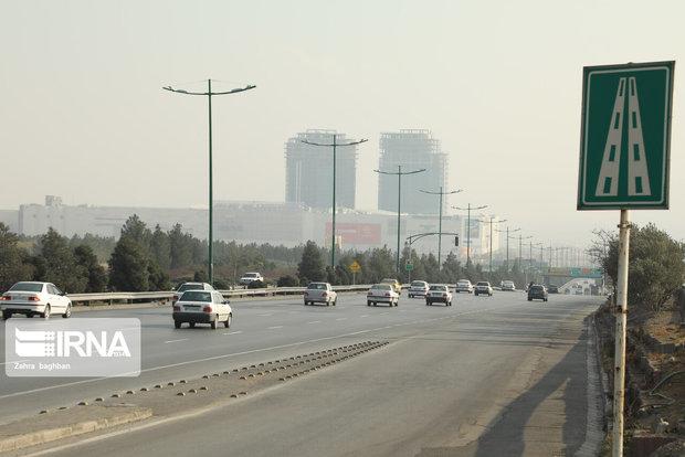 آلودگی هوای اصفهان، هفته آینده کاهش مییابد