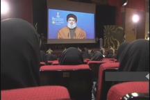 دبیرکل حزب الله لبنان تحریم نفتی ایران را محکوم کرد