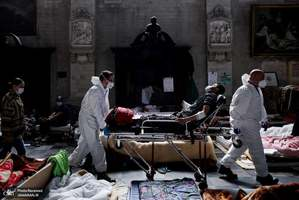 منتخب تصاویر امروز جهان- 13 خرداد 1400