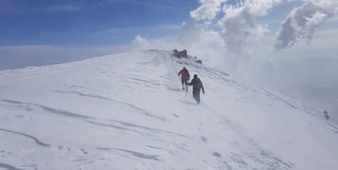 چند کوهنورد در ارتفاعات توچال مفقود شدند/ خطر بهمن جدی است
