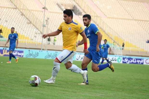 2 نماینده خوزستان در هفته بیست و سوم لیگ 2بازیکن محروم دارند