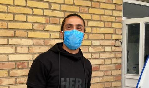 حضور بازیکن مصدوم استقلال در تمرین آبی پوشان+ عکس