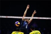 لیگ ملت های والیبال 2019؛ اولین شکست شاگردان کولاکوویچ برابر قهرمان المپیک / ایران با یک اشتباه بازی برده را باخت + عکس/ فیلم/ آمار