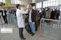 تبسنجی هزار و ۵۳۹ مسافر در فرودگاه بجنورد