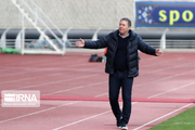 تمرین تیم فوتبال نفت آبادان بدون حضور اسکوچیچ