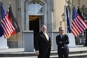 گفتوگوی تلفنی وزاری خارجه آلمان و آمریکا درباره ایران
