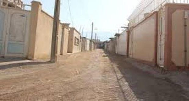 زیرسازی ۱۰۰ هزار مترمربع کوچهها و معابر شهر دیر آغاز شد