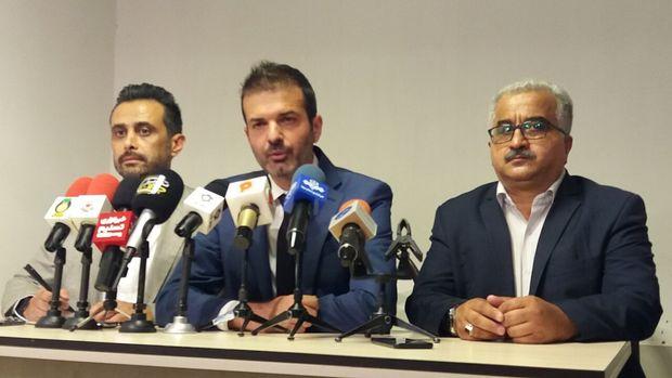 سرمربی استقلال نشست خبری را ترک کرد