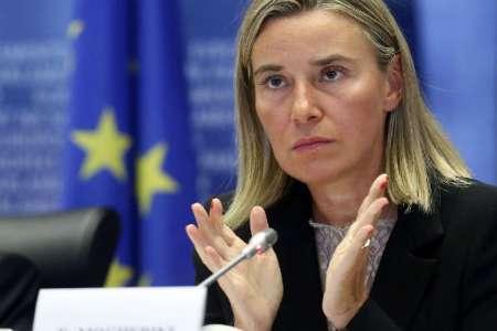 موگرینی: اتحادیه اروپا تلاش میکند تا وحدت میان طرفهای برجام را حفظ کند
