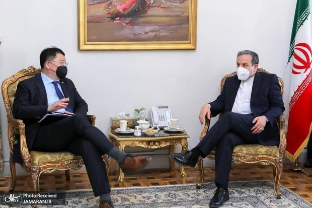 عراقچی در دیدار قائم مقام وزیر خارجه کره جنوبی: سریعتر اقدامی عملی برای رفع مشکلات روابط دو کشور انجام دهید