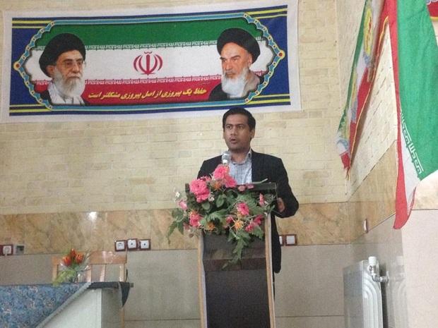 خواب دشمنان برای نسل جدید انقلاب اسلامی تعبیر نخواهد شد