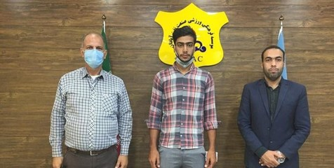 مدافع استقلال به صنعت نفت آبادان پیوست+ عکس