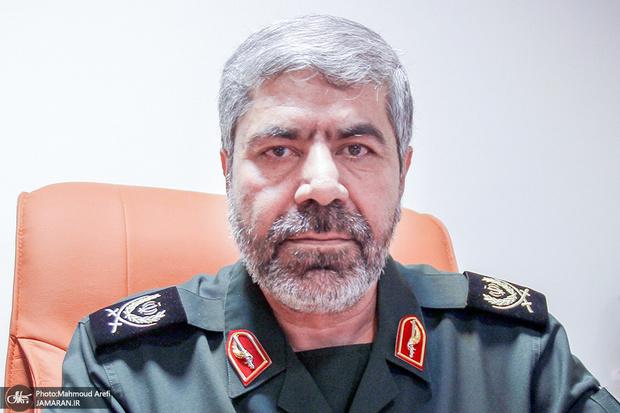 سخنگوی سپاه: رژیم صهیونیستی پاسخ شیطنتهای خود را دریافت خواهد کرد