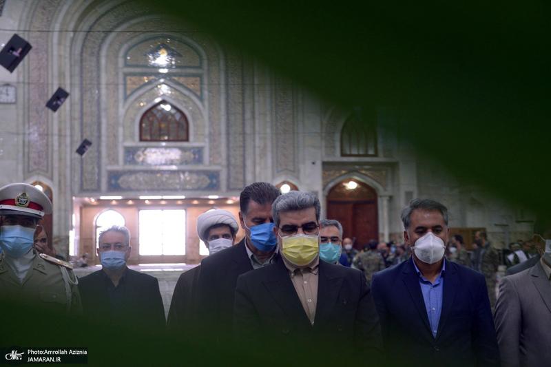 تجدید میثاق اصناف، نهادها، سازمان ها و وزارتخانه ها با آرمان های امام خمینی(س)- 1