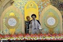 نظام جمهوری اسلامی به دنبال برپایی تمدنی بر پایه دین و ارزش های دینی است