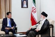 گزارش خبرگزاریهای غربی از اهداف سفر نخست وزیر ژاپن به تهران