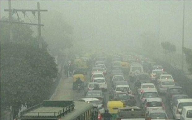 تداوم آلودگی هوای صبحگاهی درخوزستان
