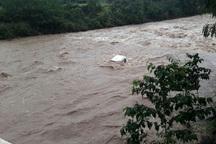 بارش های سیل آسا در چهارمحال و بختیاری ادامه دارد