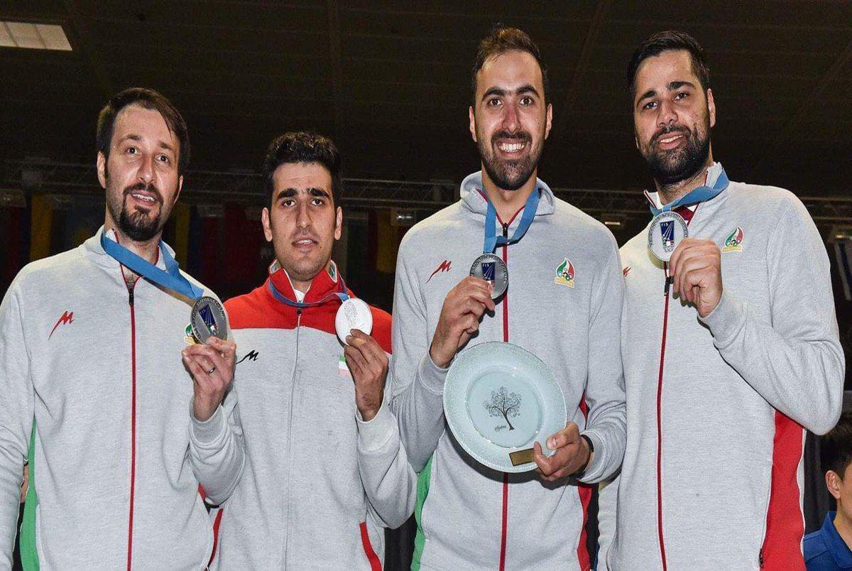 اعلام ترکیب تیم ملی شمشیربازی برای المپیک