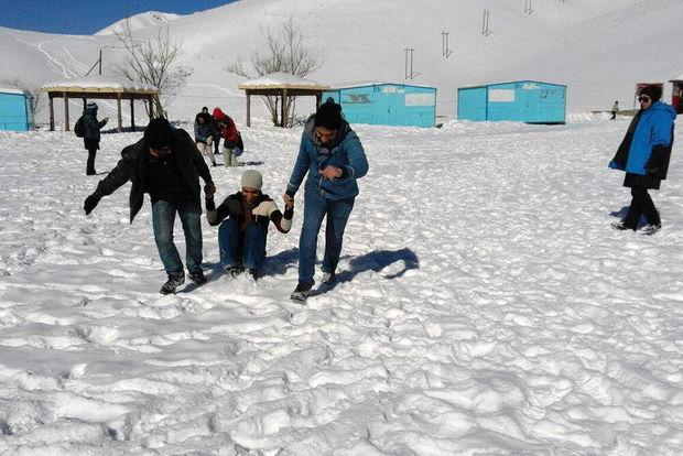 تدارک برنامههای ویژه برای توسعه گردشگری زمستانی اردبیل