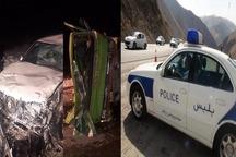 پلیس مرجع اعلام آمار تلفات و علت وقوع تصادف رانندگی است