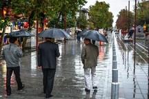 بارندگی در نیمه غربی یزد از شدت بیشتری برخوردار است