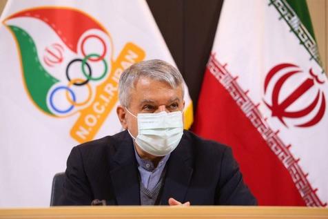 پیام نوروزی رییس کمیته ملی المپیک ایران به مناسبت سال ۱۴۰۰ + فیلم